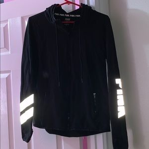 Pink reflective jacket